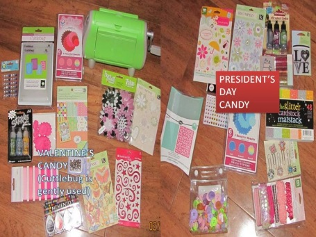 FEB. 4, 2011 NEW CANDY