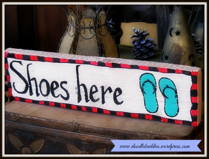 Signs from Pallets 1