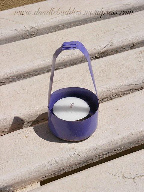 Tealight holder 5