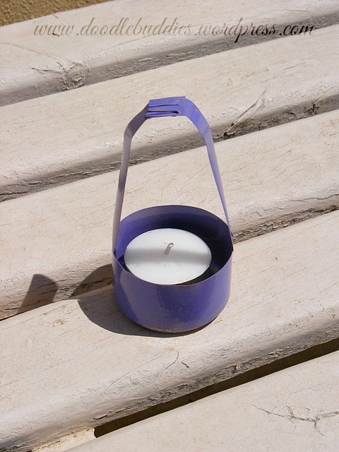 Tealight holder 5
