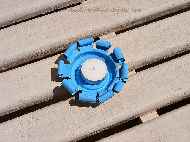Tealight holder 8