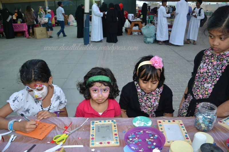 craft fair in Dubai