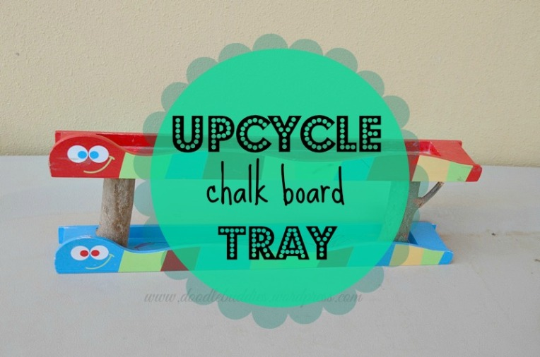 upcycle chalkboard tray4
