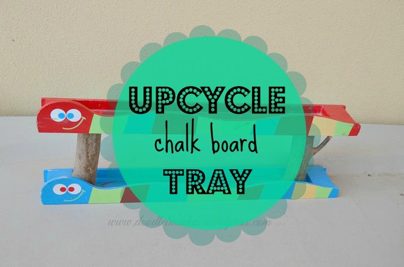 upcycle chalkboard tray4