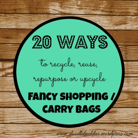 20 ways with carry bags