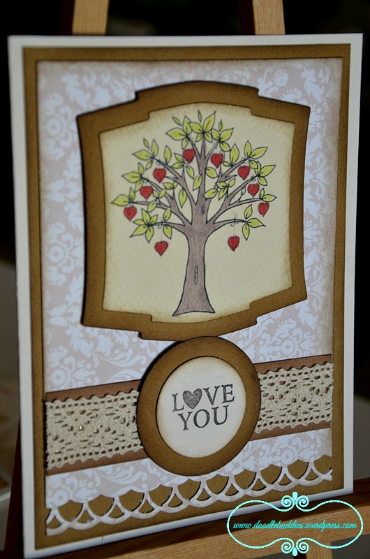 handmade greeting card 3