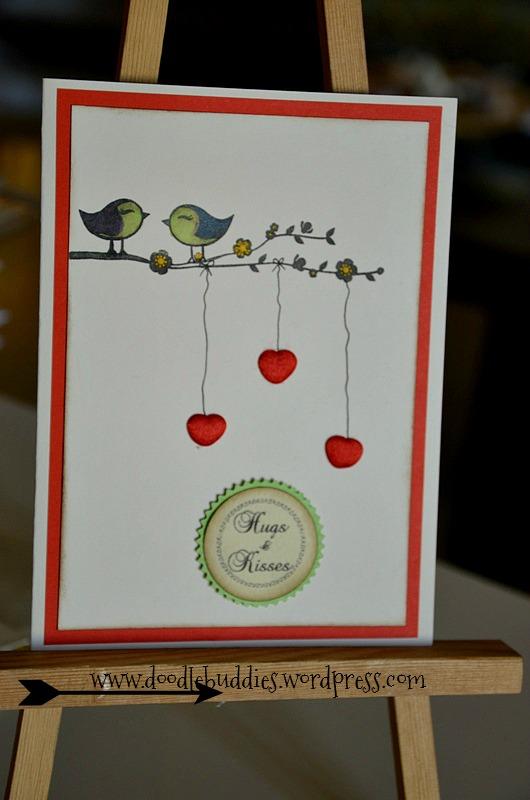 handmade greeting card Dubai 2