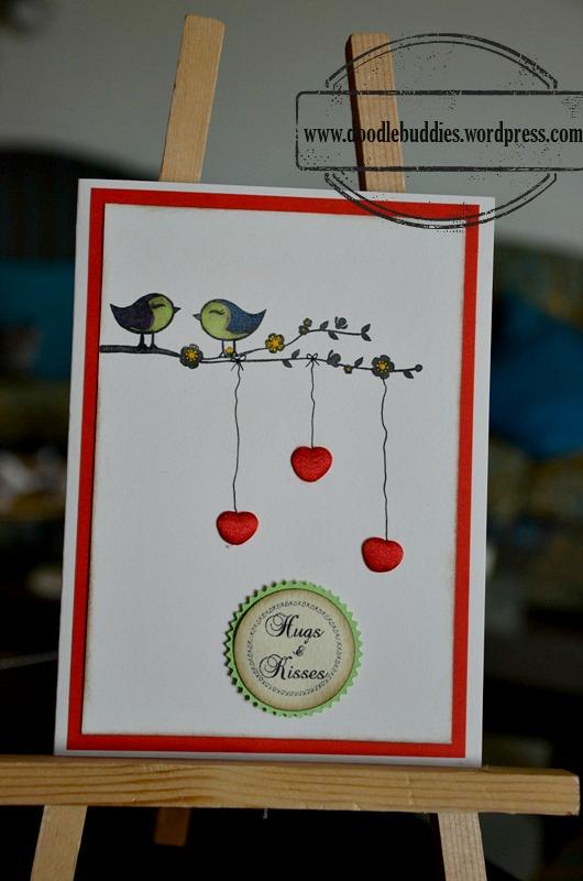 handmade greeting card Dubai