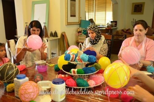 yarn ball craf