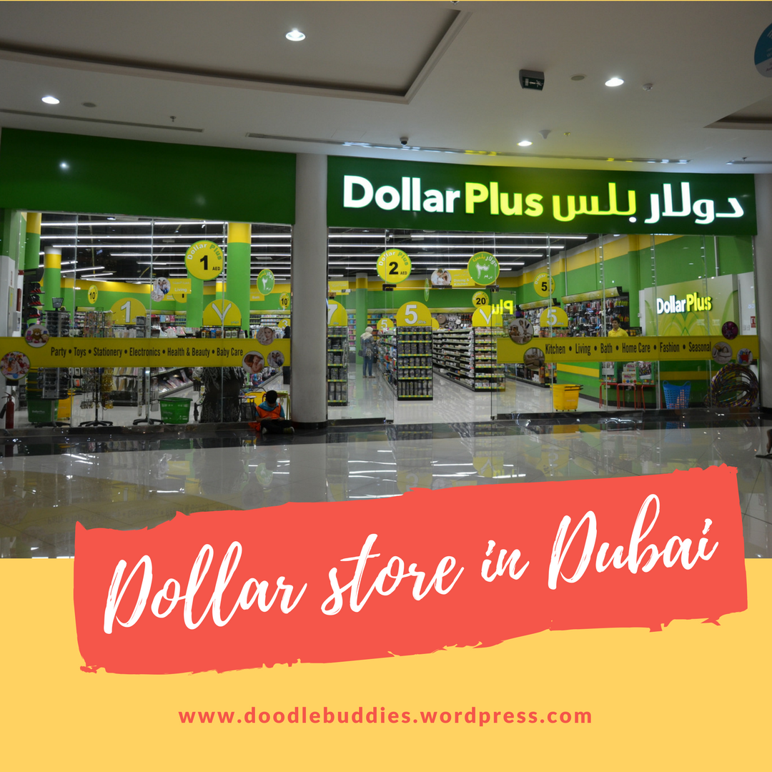 Dollar Store – in Dubai ?