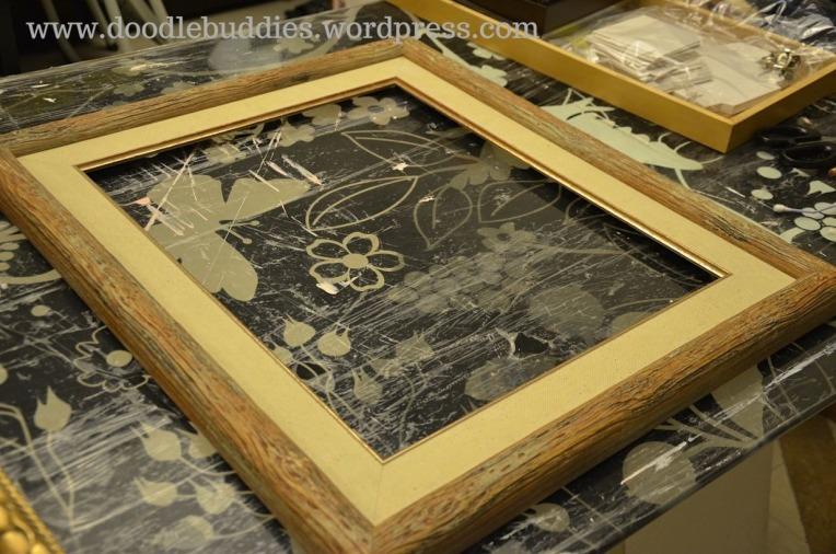 upcycle photo frame 6