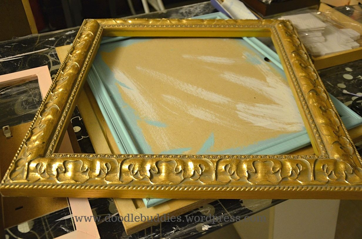 upcycle photo frame 8