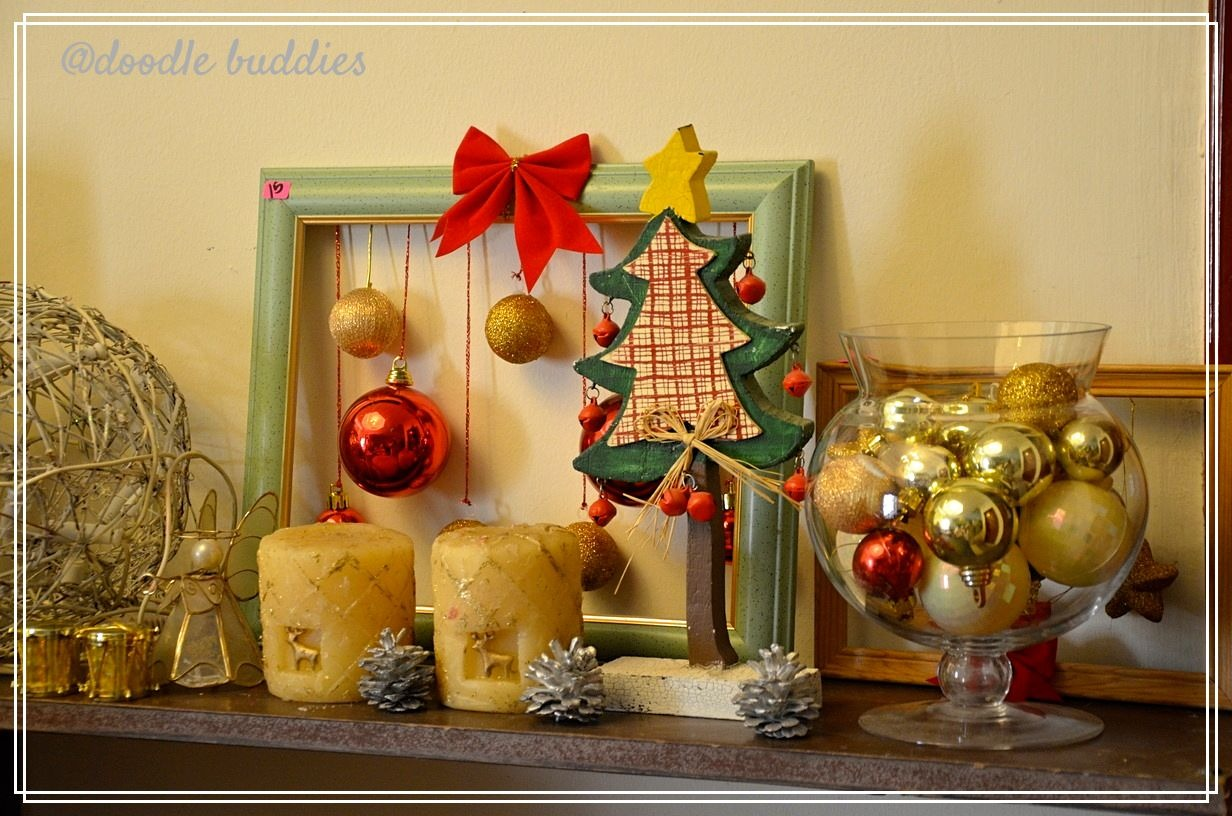 christmas mantle ideas 2
