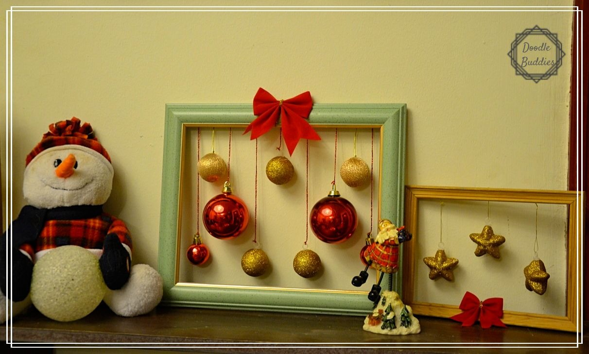 christmas mantle ideas 4