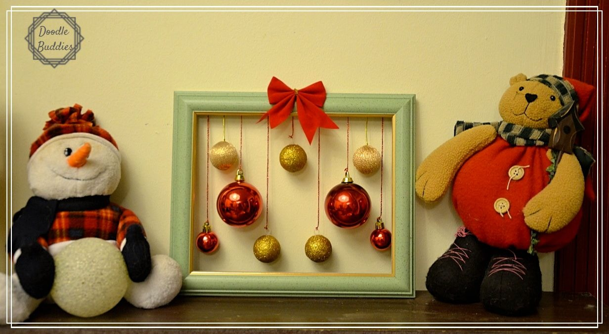 christmas mantle ideas 5
