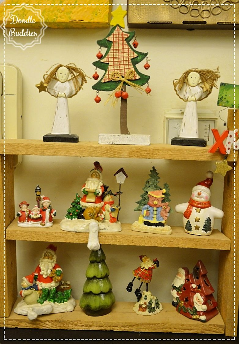 christmas mantle ideas one