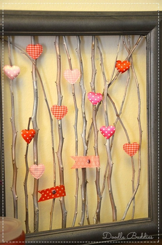 repurpose photo frame