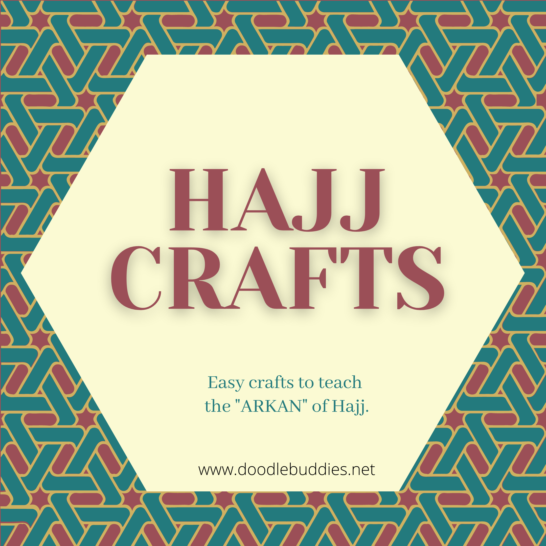 Story  & Crafts on Hajj.